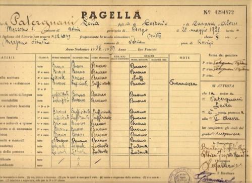 La pagella: il documento più temuto della storia